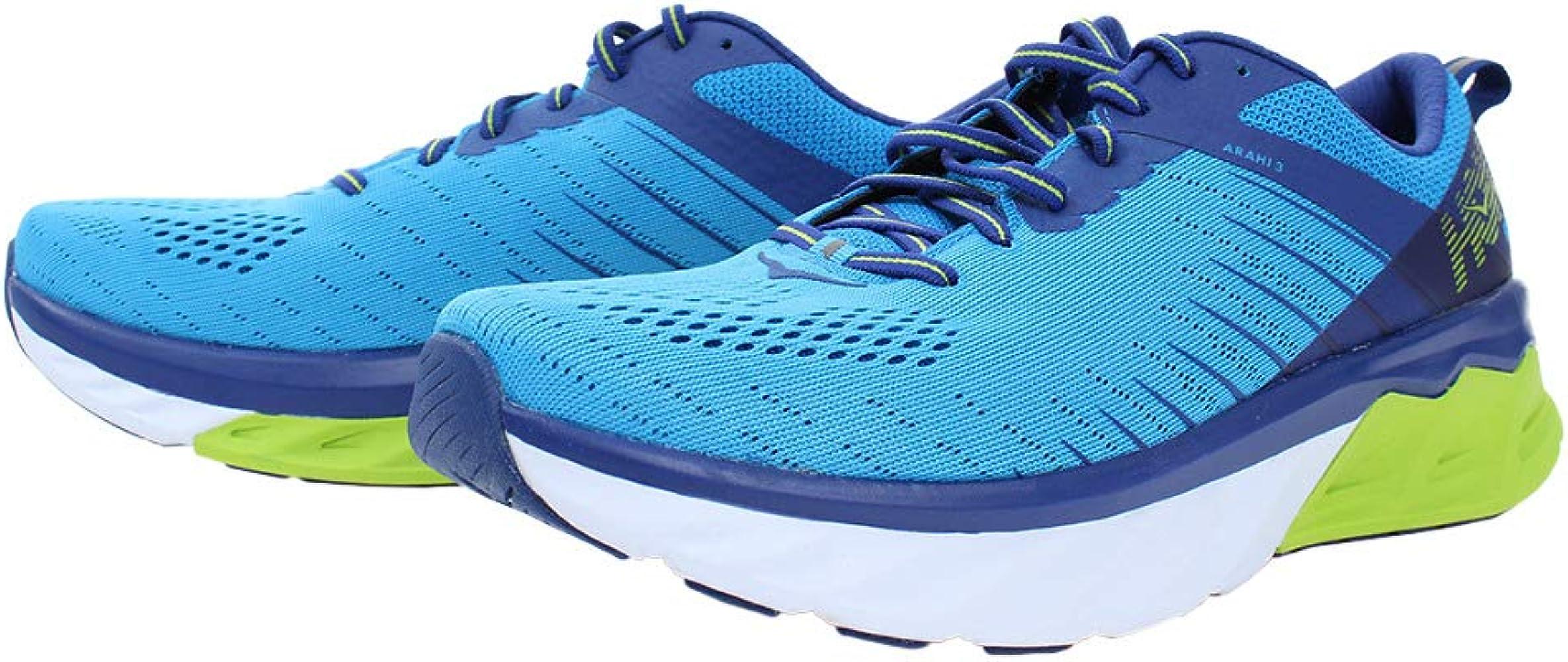 Hoka Arahi 3, Zapatillas de Running por Hombre, Azul (DresdenBlue ...