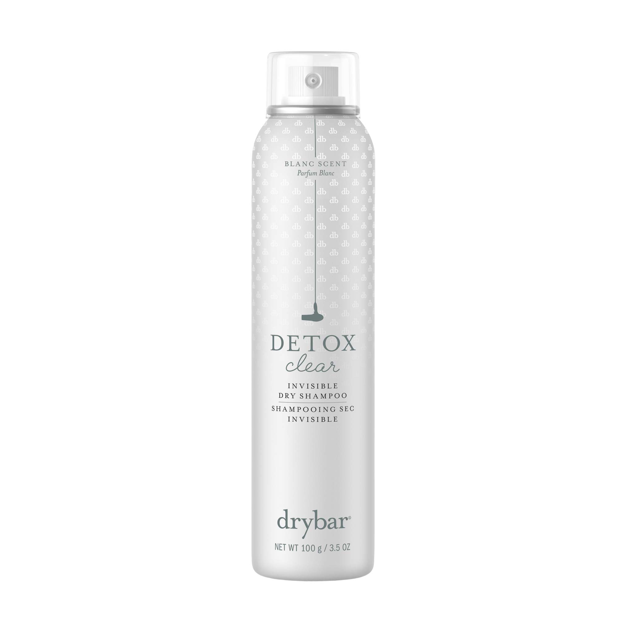 Drybar Detox Clear Invisible Dry Shampoo 3.5 Ounces by Drybar