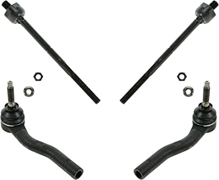 Mevotech Front Left Outer Steering Tie Rod End MS25614