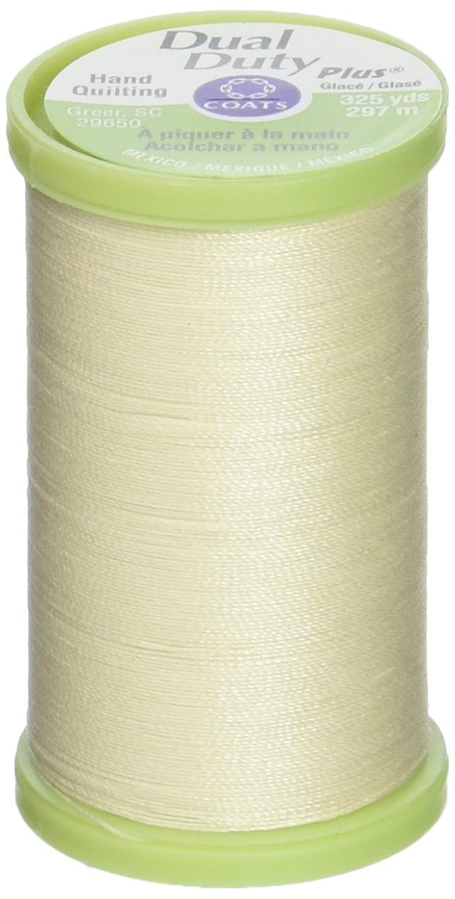 Coats: Thread & Zippers Dual Duty Plus Hand Quilting Thread, 325-Yard, Red Coats Thread & Zippers S960-2250