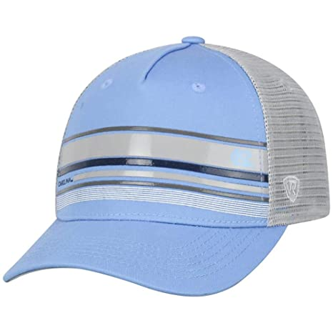 Image Unavailable. Image not available for. Color  Top of the World North  Carolina Tarheels UNC Men s Snapback Hat Augie Trucker Cap aaef759405fb