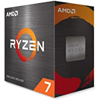 AMD Ryzen 7 5800X 8-core, 16-Thread Unlocked Desktop Processor Without Cooler