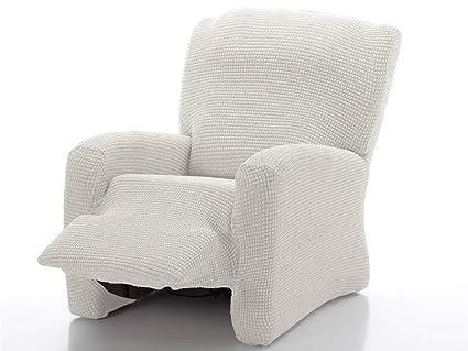 CAÑETE - Funda sillón Relax Completo SADA - Color Natural ...