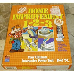 Home Improvement 1-2-3 Gold Interactive Power Tool
