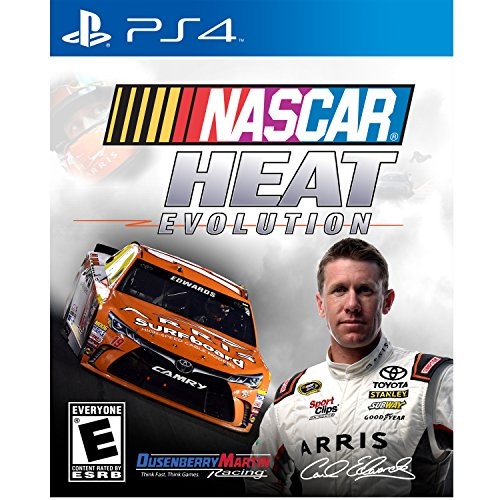 Nascar Heat Evolution  Ps4    Playstation 4