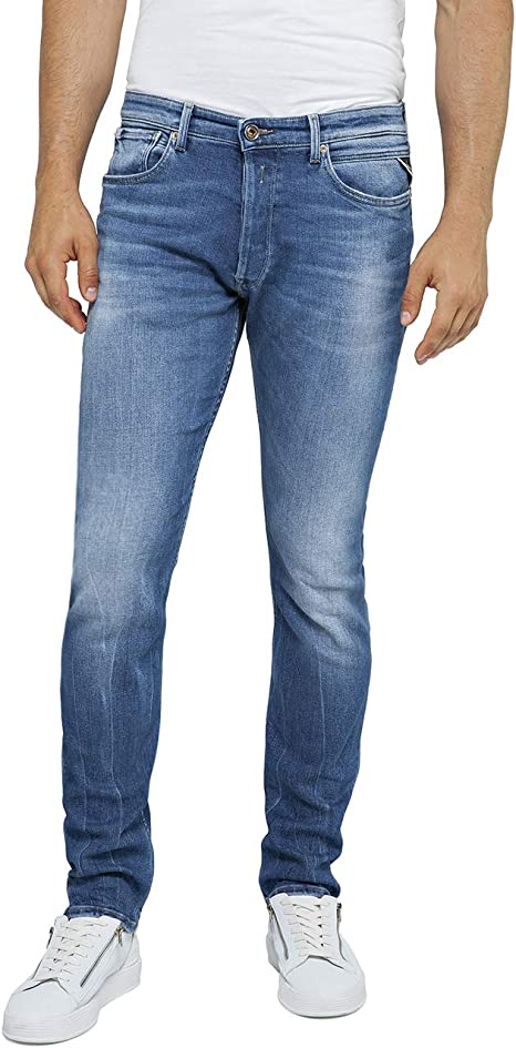 REPLAY Donny Jeans Slim Uomo
