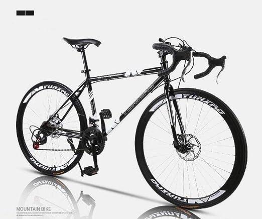 MJY Bicicleta de carretera, bicicletas de 26 pulgadas y 24 ...
