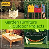 Garden Furniture and Outdoor Projects