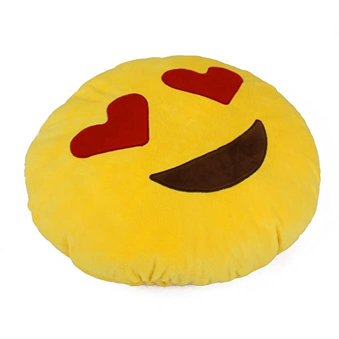 Cojín, Beauty DIY Mart almohada emoticône Emoji redondo ...