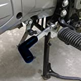 Imported Rubber Shiftier Sock Boot Shoe Protector Shift Cover Motorcycle Dirt Bike (Black)