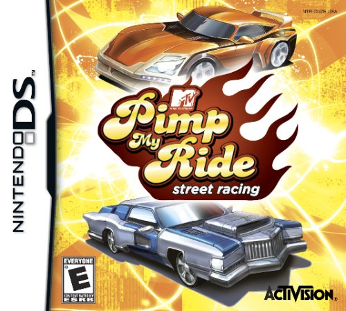 Pimp My Ride: Street Racing - Nintendo DS (Best Ds Racing Games)