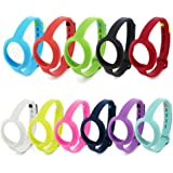 Idol Replacement Bands for JAWBONE Up Move Activity Bracelet Smart WristBand No Tracker