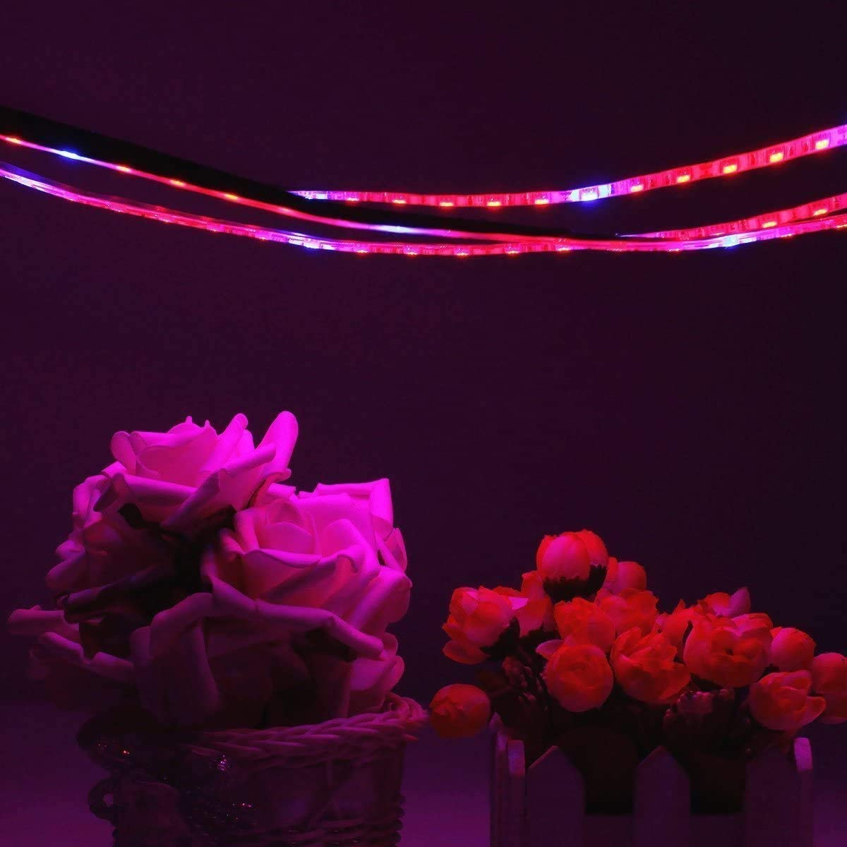 Details about  /BEST USB LED Grow Light Strip Full Spectrum Strip For Indoor Growing Plant R7P4