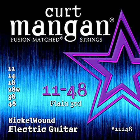 Curt Manganeso Strings 11148Guitarra Cuerdas