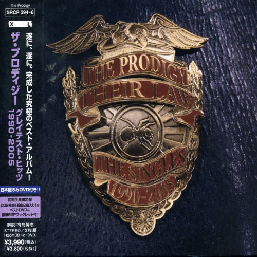 ザ・プロディジー(The Prodigy)『Their Law & The Singles 1990 - 2005』