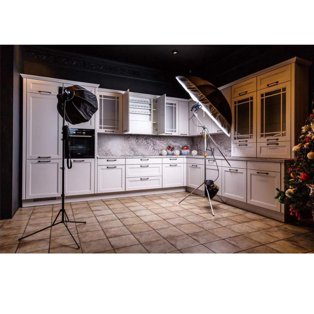 Godox 70 inch 178cm Silver Black Reflective Umbrella Lighting Light Umbrella with Large Diffuser Cover by Godox