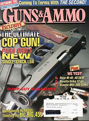Guns & Ammo Magazine May 2000 (Volume 44, No. 5)