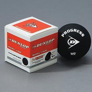 Dunlop Progress Balles de Squash Vendu à l'unité