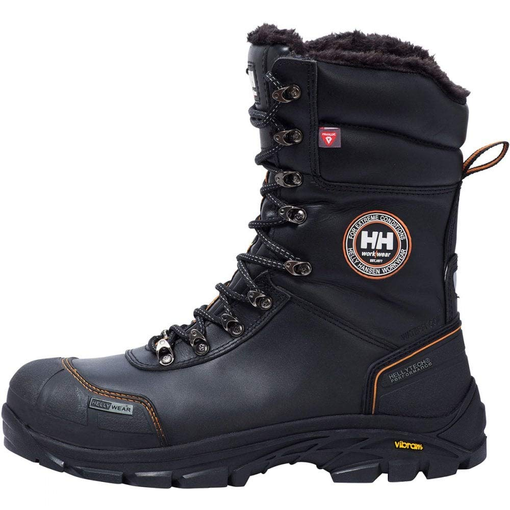 5ad2d5ba42 Helly Hansen Colour Winter Safety Boots S3 Chelsea Boot HT Insulated Lined  Rigger Boot Size, black , 6.5 UK: Amazon.co.uk: Business, Industry & Science