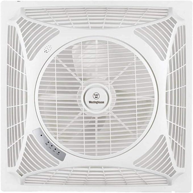 Westinghouse ventilador de techo Windsquare (L x B x H) 60 x 60 x ...