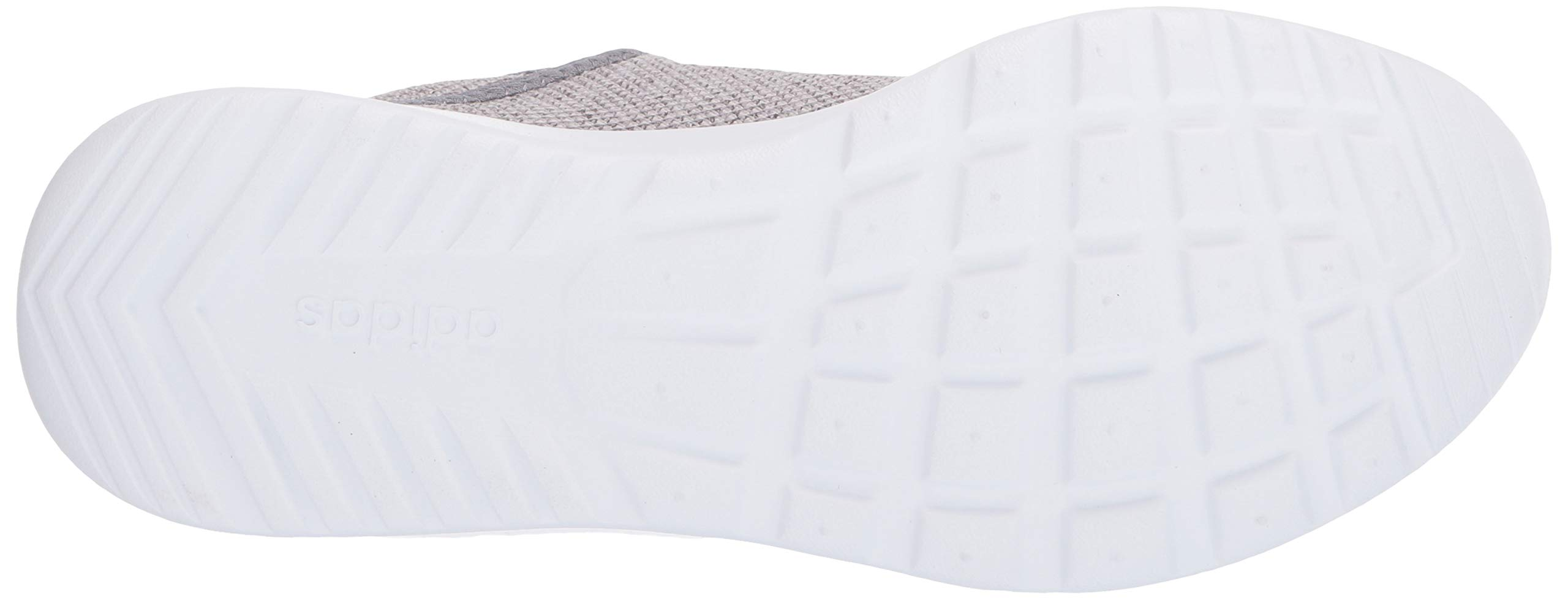 adidas Women's Cloudfoam Pure, Grey/True Pink, 5.5 M US by adidas (Image #3)