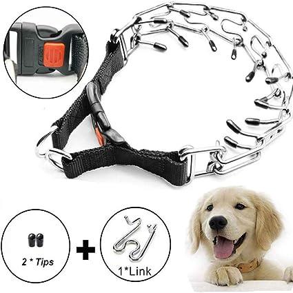 StarMark Add-A-Link Large Pro-training Dog Pet Obediance Training Collar 3 Links