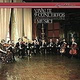 Vivaldi: 9 Concertos for Strings & Continuo