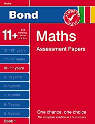 Bond Fourth Papers in Maths 10-11+ years (Bond Assessment Papers)