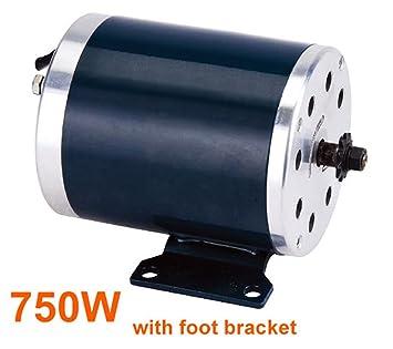 Amazon.com: 36 V48 V Motor de 750 W Vehículo Eléctrico ...