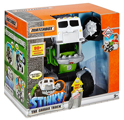 Matchbox Stinky Vehicle Buy Online In Uae Toy