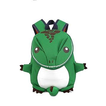 569f1b4e02 Flyingsky Cute 3D Dinosaur Kids Backpack Toddler Children Backpack for  School