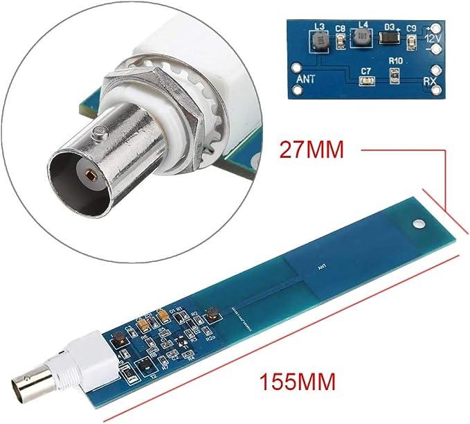 DHXX For Elemento portátil Clase A Circuitos MiniWhip VLF LF ...