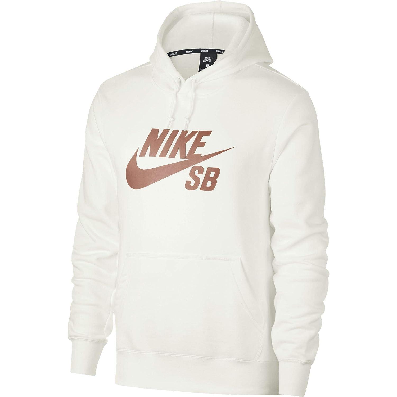 Summit blanc Rose or XS Nike M NK SB Icon sweat à capuche Po Essnl Sweat-Shirt Homme