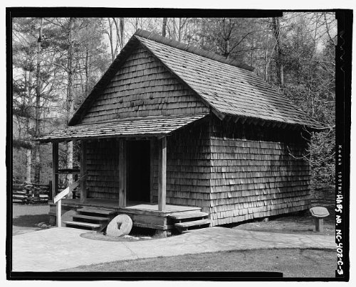 Photo: Biltmore Forestry School,Commissary,Brevard,Transylvania County,NC 2