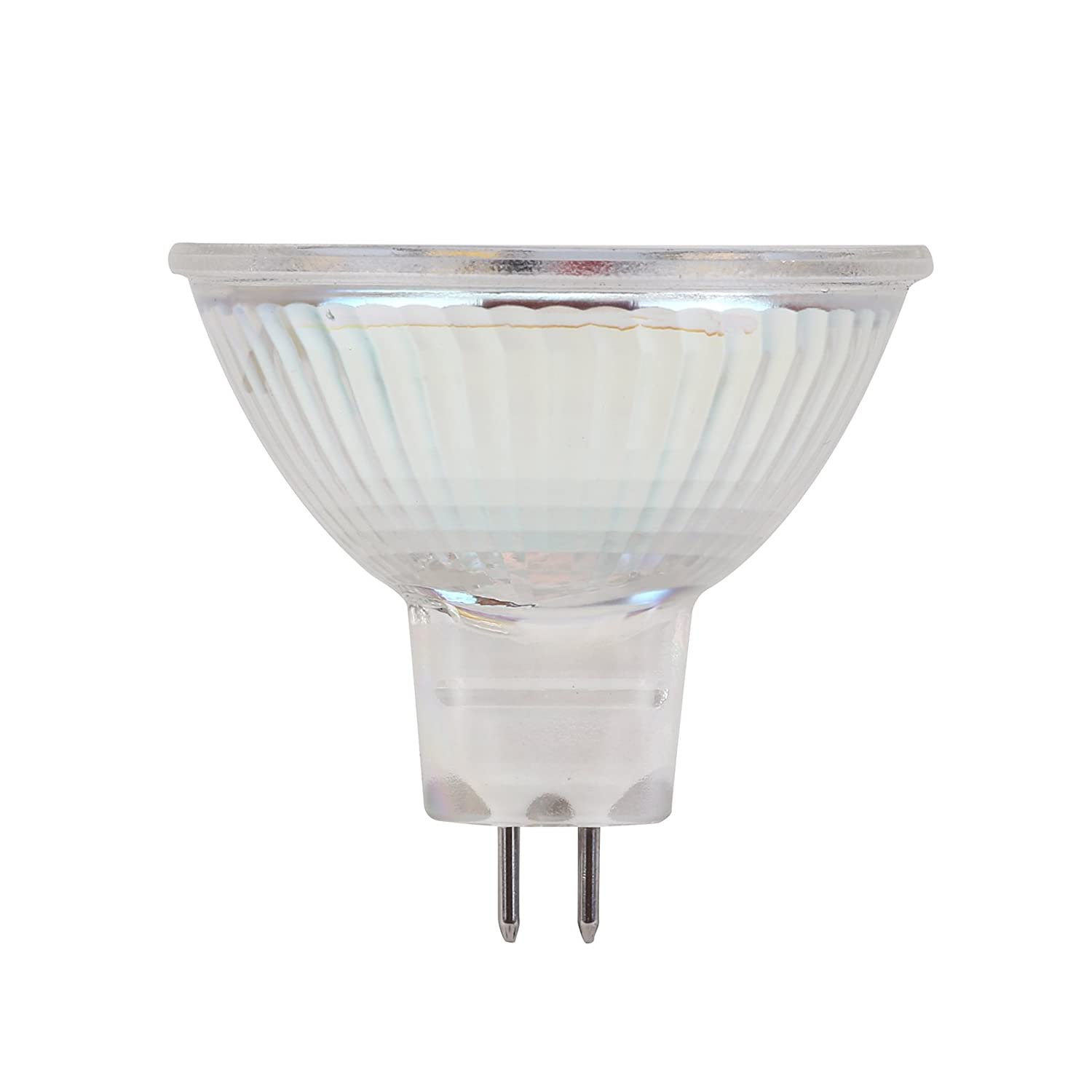 Nada MR16 LED Light Bulbs with GU5.3 Base 40W Equivalent Halogen Replacement Warm White 3W Soft White 3000K Spotlight with 330 Lumen 8 Pack Nada Industrial