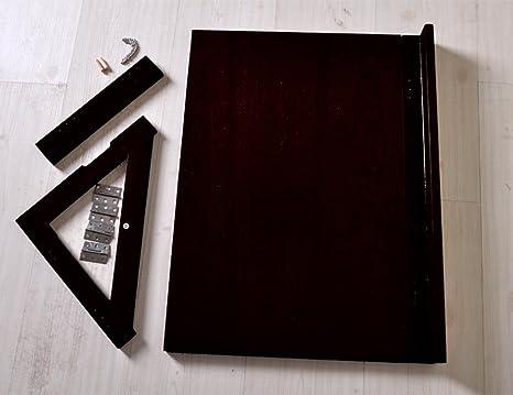 Scrivania Pieghevole Bambino : Zcjb tavolo pieghevole a parete scrivania multifunzionale della