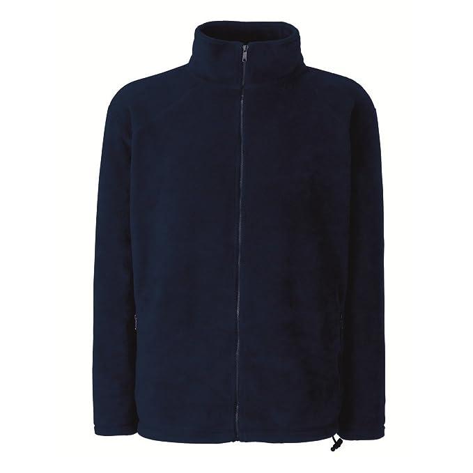 Loom Zip Fruit Uomo it Amazon Felpa The Of Full Abbigliamento Fleece 1wIqHE