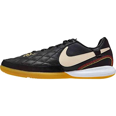 huge selection of 36985 7b407 Nike Tiempo Lunar Legend 7 Pro 10R IC Soccer Shoes (Black/Light Orewood  Brown) (Men's 8/Women's 9.5)