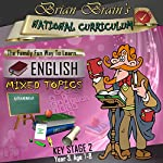 Brian Brain's National Curriculum KS2 Y3 English Mixed Topics | Russell Webster