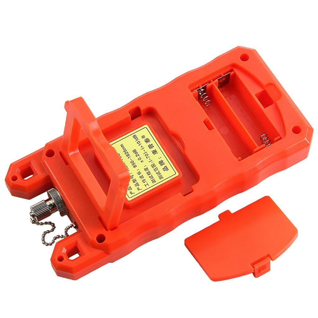 Baosity AUA-70C Portable Optical Fiber Power Meter Tester Measure -70dBm~+10dBm + 20mW 15KM Visual Fault Locator Fiber Tester Detector Meter Pen Tools by Baosity (Image #9)