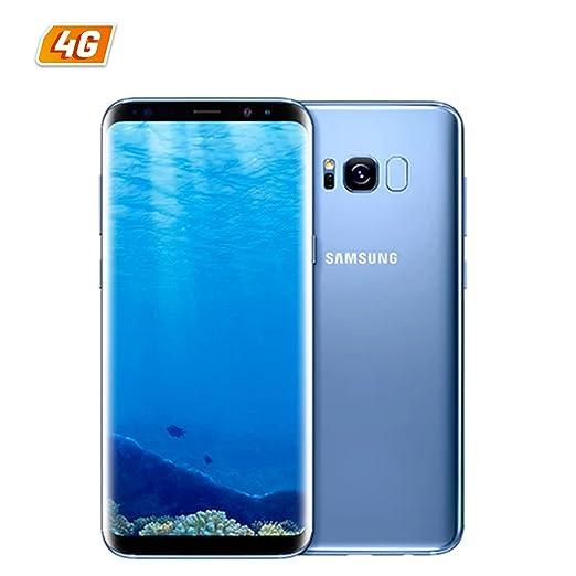 358 opinioni per Samsung Galaxy S8 Smartphone, 64 GB, Blu (Coral Blue)