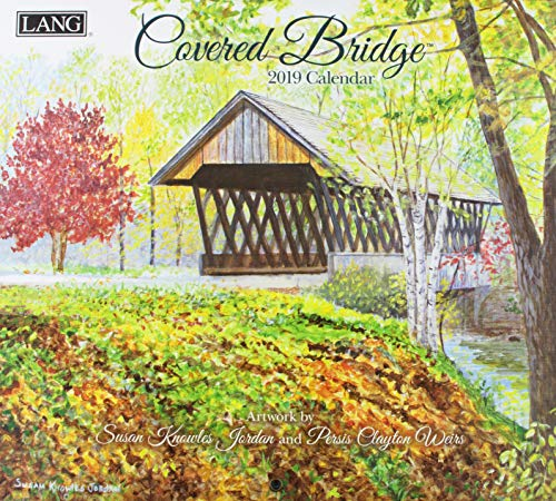 Covered Bridge 2019 Calendar