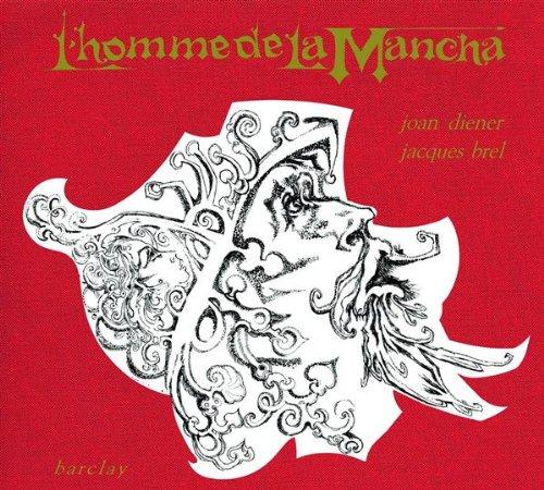 Lhomme De La Mancha : Jacques Brel: Amazon.es: Música
