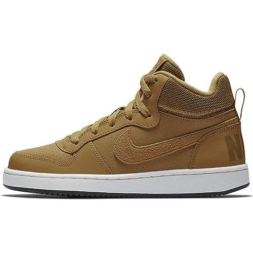 Nike Herren Court Borough Mid (Gs) Fitnessschuhe