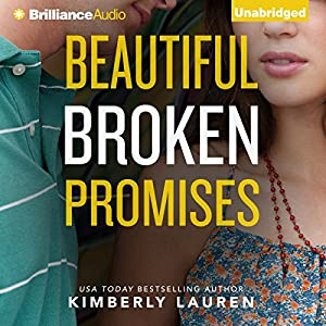 Beautiful Broken Promises Audiobook