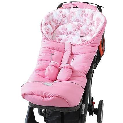 Saco de dormir impermeable para bebé de 6 a 36 meses rosa rosa Talla:6