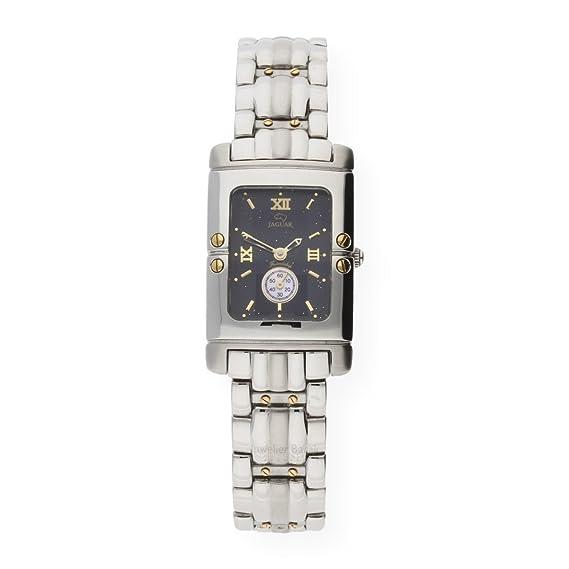 Jaguar Damas Reloj de pulsera acero inoxidable J285/5 595