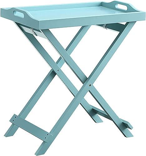 Convenience Concepts Designs2Go Tray Table, Sea Foam