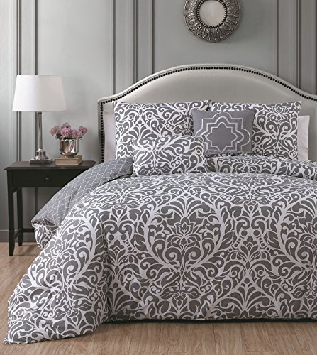 avondale-manor-5-piece-madera-comforter-set-queen-grey