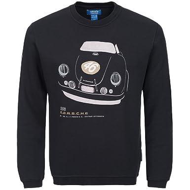 adidas Original Homme Porsche 911 Turbo Design T Shirt Noir